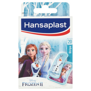 Náplasti detské Hansaplast Disney Frozen II 20 ks 3