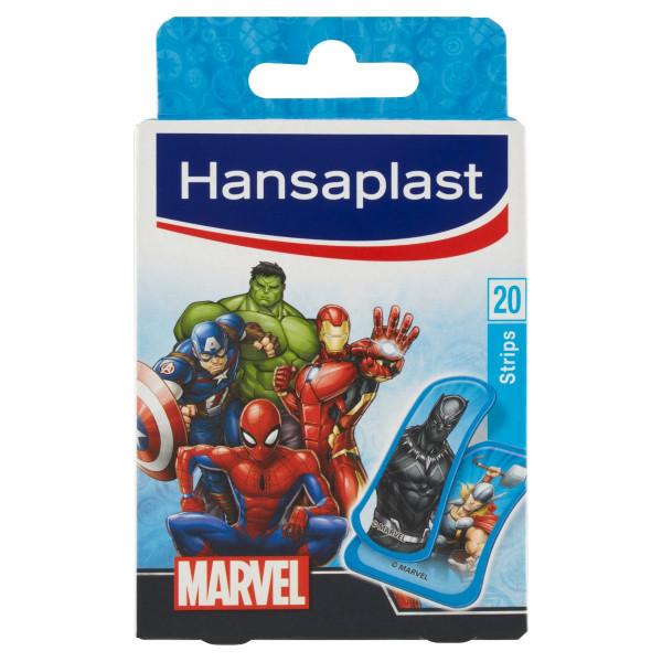 Náplasti detské Hansaplast Marvel 20 ks 1