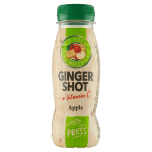 Rio Cold Press Ginger Shot jablko 180 ml 5