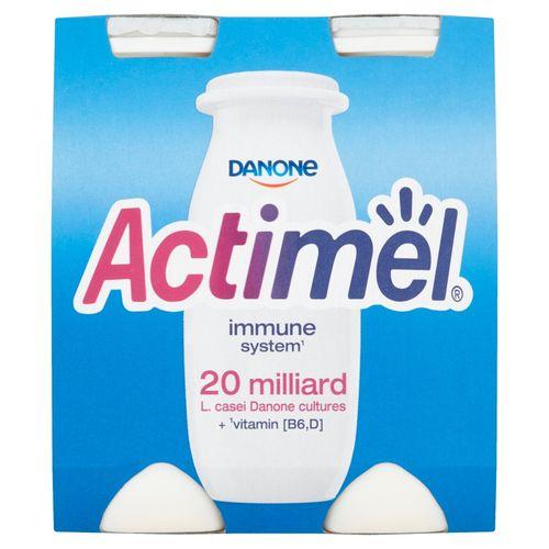 Actimel jogurt. nápoj biely DANONE 4x100g VÝPREDAJ 1