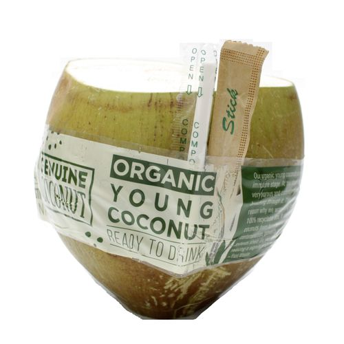 BIO - Kokosový orech zelený Ready to drink ,I.Tr 2