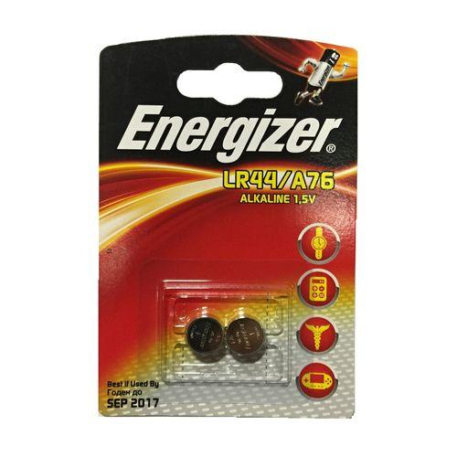 Batéria gombik. A76/LR44/V13GA Alk 2ks Energizer 1