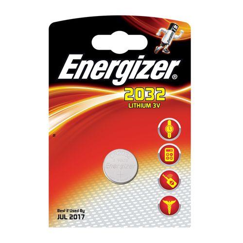 Batéria gombik. CR2032 Li 1ks Energizer 1