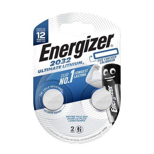 Batéria gombik. CR2032 performance 2ks Energizer 1
