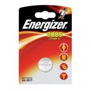 Batéria gombikova CR2025 Li 1ks Energizer 20