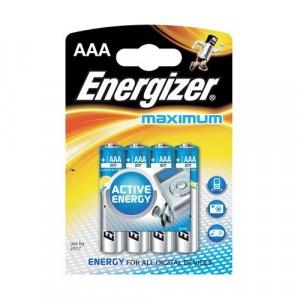 Batérie AA Power Alk 4ks Energizer 4