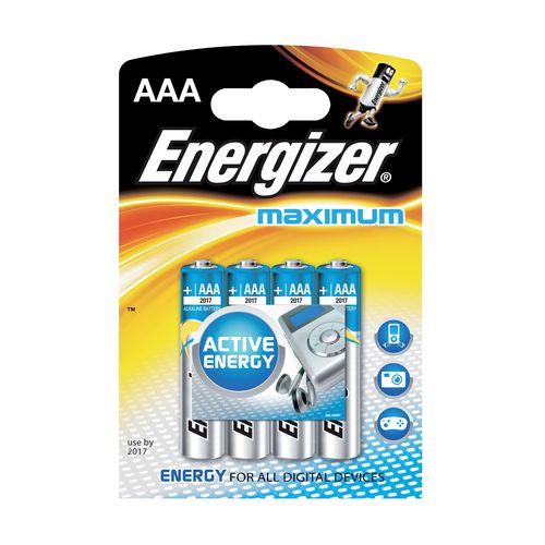 Batérie AA Power Alk 4ks Energizer 1