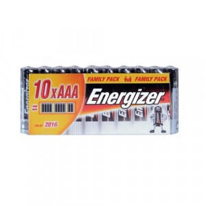 Batérie AAA FP Alk 10ks Energizer 3