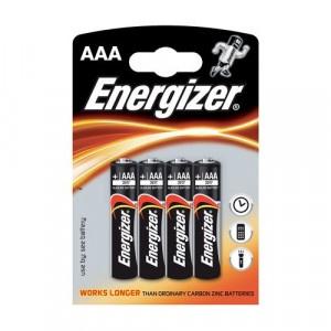 Batérie AAA Power Alk 4ks Energizer 3