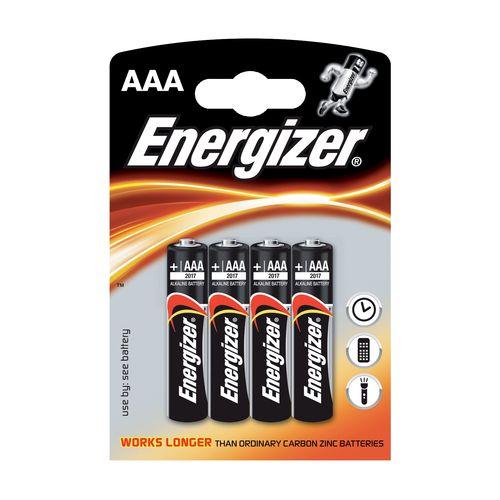 Batérie AAA Power Alk 4ks Energizer 1