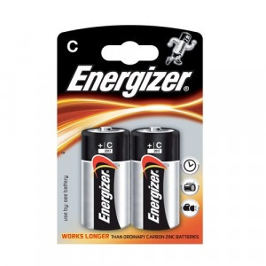 Batérie C Power Alk 2ks Energizer 2