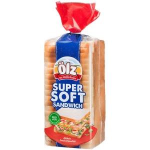 Chlieb toastový americký svetlý ÖLZ 750g 21