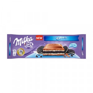 Milka Oreo 300 g 16