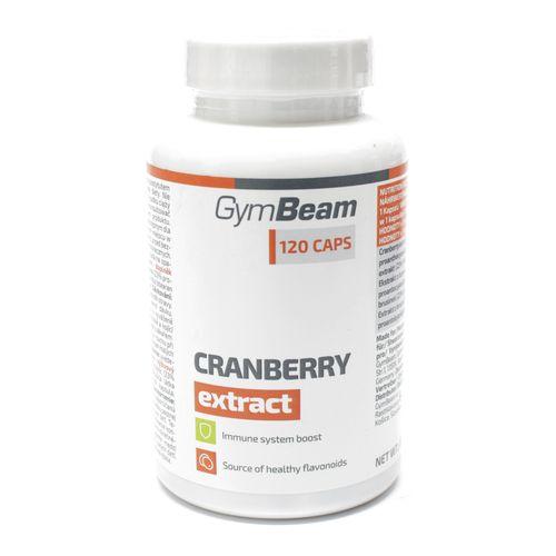 Cranberry extrakt 120tab GymBeam 1