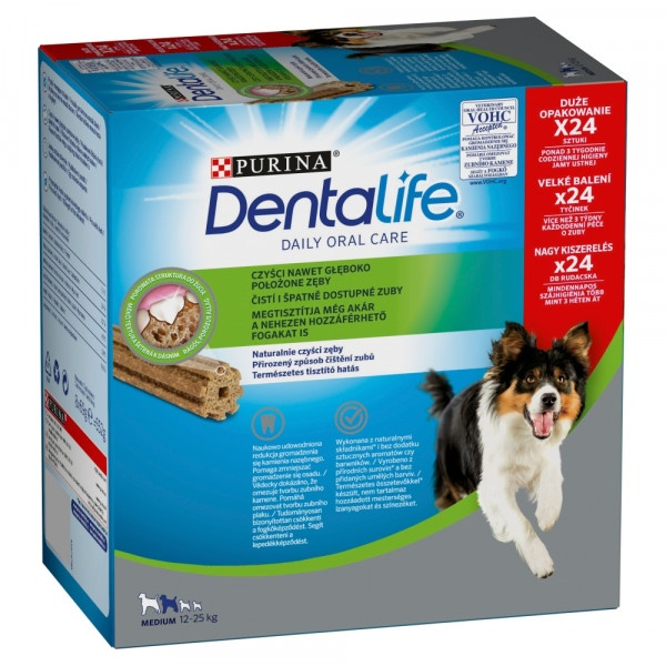 DentaLife Medium multipack 24ks 552 g 1
