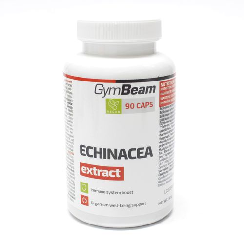 Echinacea extrakt 90 tab GymBeam 1