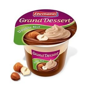 Grand Dessert Double Nut EHRMANN 190g 21
