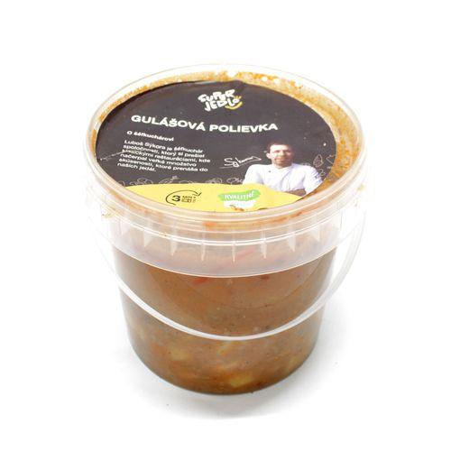 Gulášová polievka 500g, Super Jedlo 1