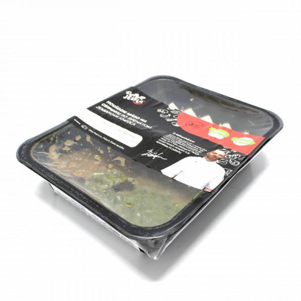 Hov.mäso na cesnaku, zem.knedľa 530g, Super Jedlo 1