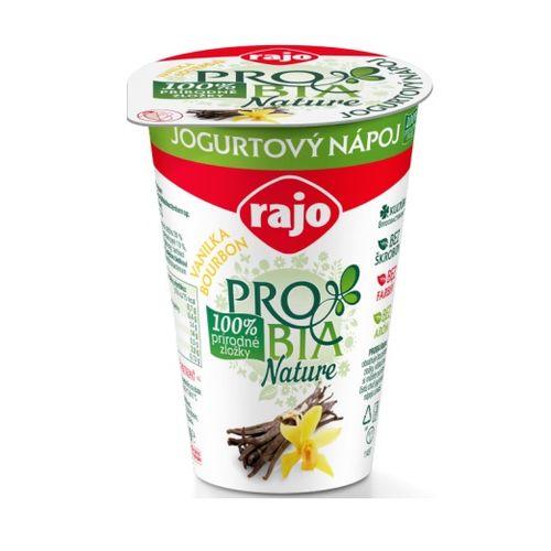 Jogurtový Nápoj PROBIA Vanilka RAJO 250g VÝPREDAJ 1