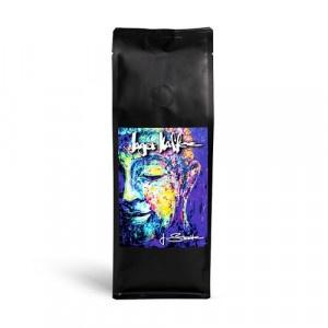 Káva Jager Kaffee modrá, Edícia Budha 250 g 2