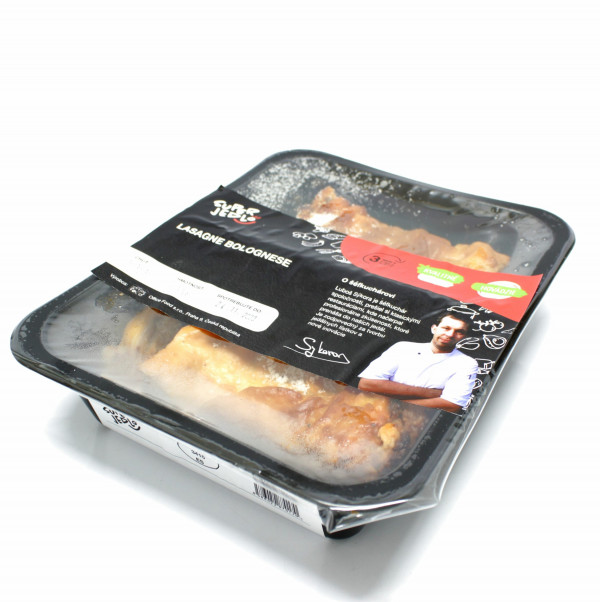 Lasagne bolognese 500g, Super Jedlo 1