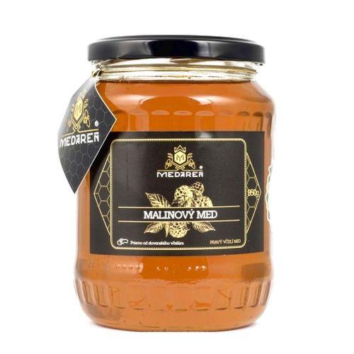 Med malinový ,Medáreň 950g 1