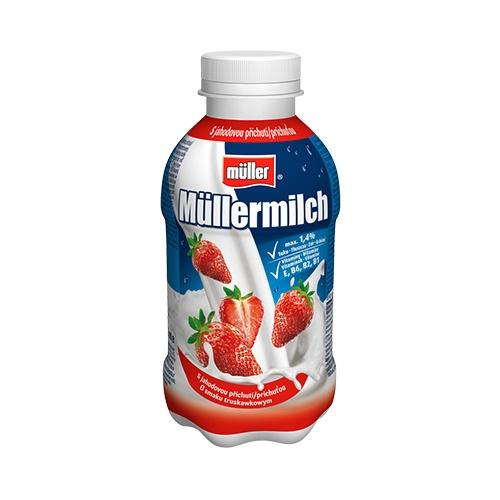 Müllermilch Mlieč. náp. s jah. prí. 400g VÝPREDAJ 1