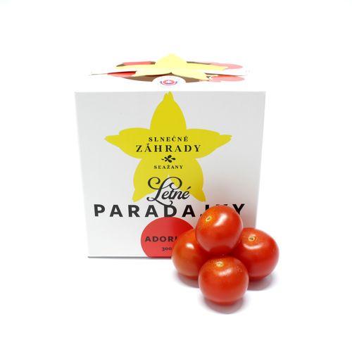 Paradajky Cherry Adorion kal. 24-30 300g SZ ,I.Tr. 1