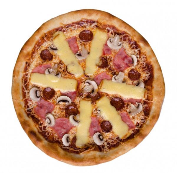 Pizza Tom's Francesco 520g 1