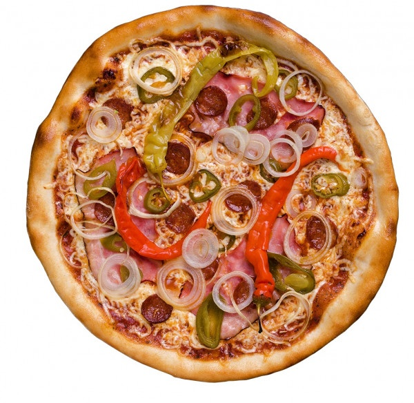 Pizza Tom's Picante 520g 1