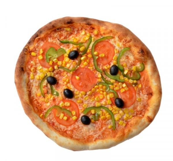 Pizza Tom's Vegetariana 500g 1