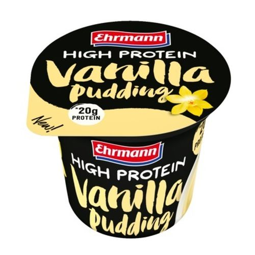 Puding vanilka high protein EHRMANN 200g 1