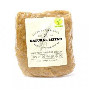 Seitan Natural, Vegán Grill 400g 7