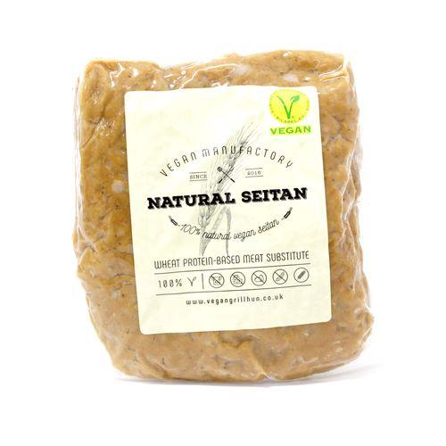 Seitan Natural, Vegán Grill 400g 1