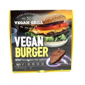 Vegan Burger, Vegán Grill 200g 7