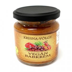 Vegan Krém fazuľový ,Krisna-völgy 210g 5