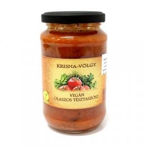 Vegan Omáčka talianska, Krisna-völgy 340g 2