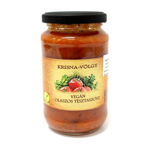 Vegan Omáčka talianska, Krisna-völgy 340g 1