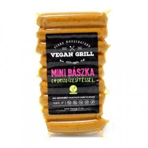 Vegánska klobása Mini Chorizo 180g Vegan Grill 5