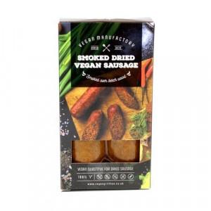 Vegánska údená suchá klobáska 190g Vegan Grill 2