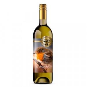Víno b. Chardonnay, Naše vinohrady 0,75l SK 10