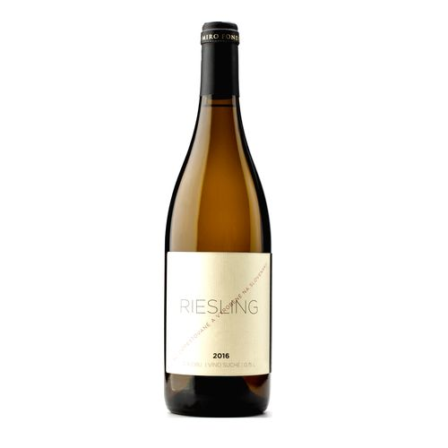 Víno b. Riesling, Vinárstvo Miro Fondrk 0,75l SK 1