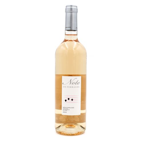 Víno r. Note de Rosé, Michele Chapoutier 0,75l FR 1