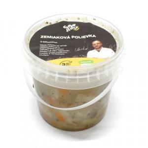 Zemiaková polievka 500g, Super Jedlo 5