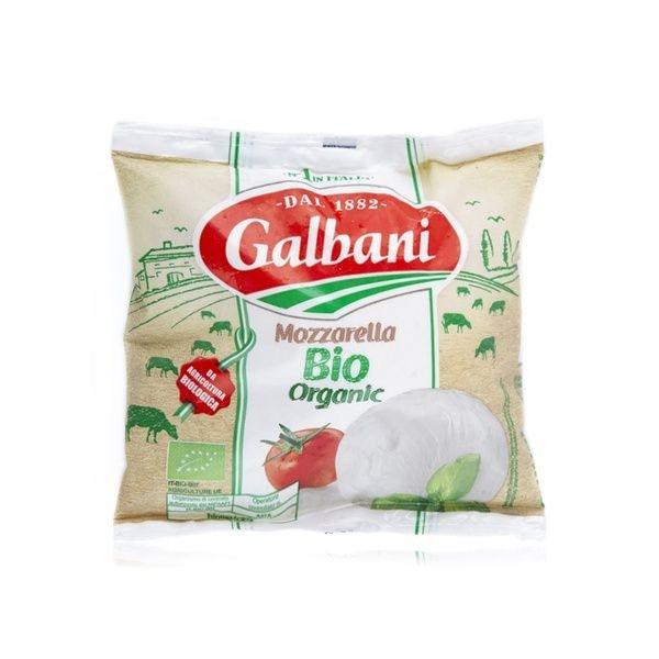Mozzarella BIO GALBANI 100g VÝPREDAJ 1