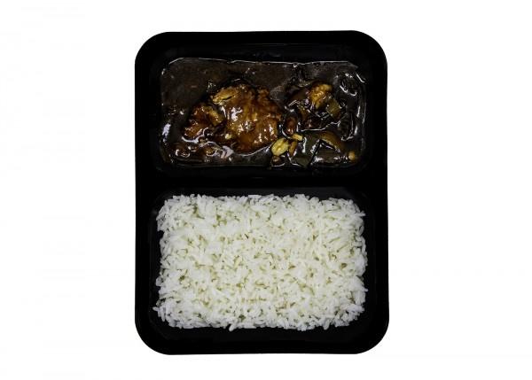 Kuracie kung pao s jazmín. ryžou 530g, Super Jedlo 3