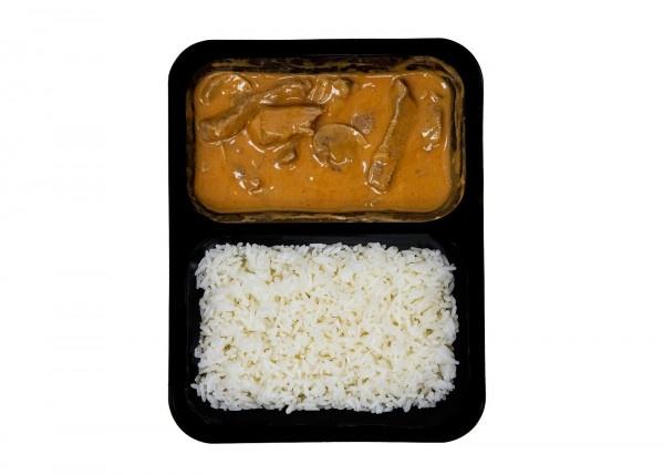 Hov.stroganov, jazmínová ryža 530g, Super Jedlo 3