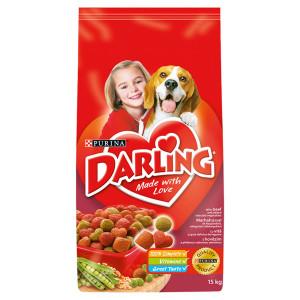 Darling s hovädzím a pridanou zeleninou 15 kg 6
