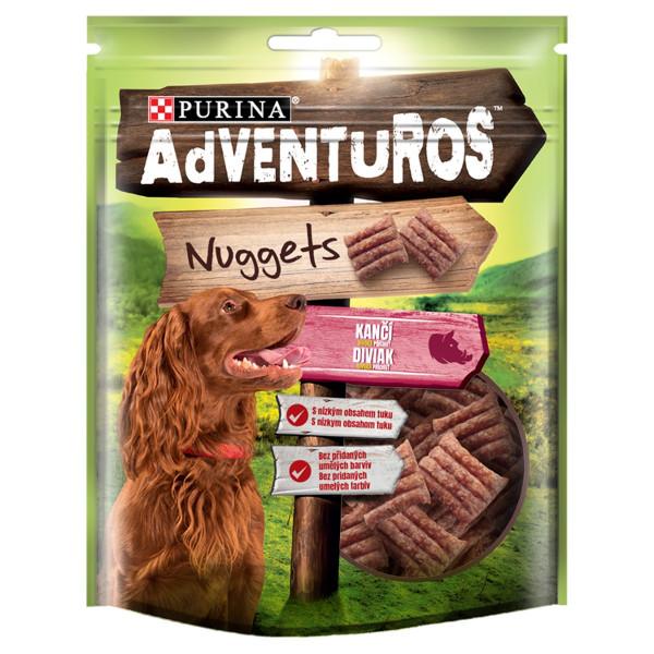 Adventuros Nuggets 90 g 1